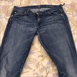 Size 30 7 For All Mankind Jeans